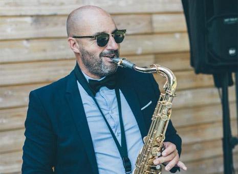 Saxophoniste évènementiel à Lille
