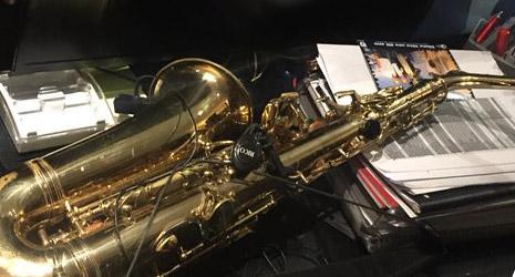 Saxophoniste professionnel pour évènement à Lille